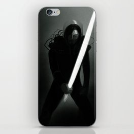 SWORD - Heavy Metal Thunder Artwork iPhone Skin