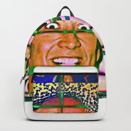 Nicolas caged Backpack