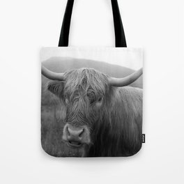 Highland cow I Tote Bag