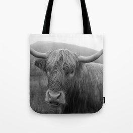 Highland cow I Tote Bag