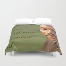 Equality Duvet Cover