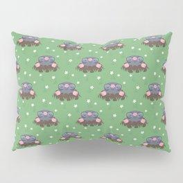 Cute little moles Pillow Sham