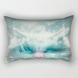 Baron Philip Von Glass Rectangular Pillow