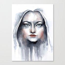 La Bruja Canvas Print