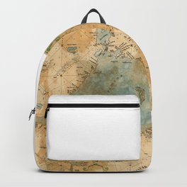 Lake Simcoe Backpack