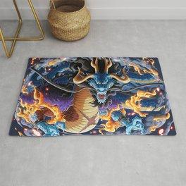 Dragon Kaido - One piece Rug