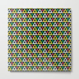 Penrose overload Metal Print