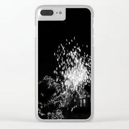 Boom Clear iPhone Case