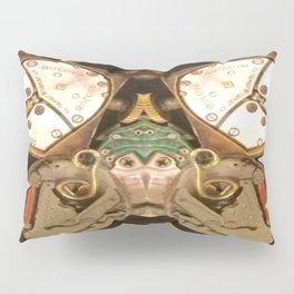 Time Twister Pillow Sham