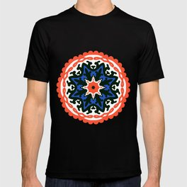 Bold and bright beauty of suzani patterns ver.6 T-shirt