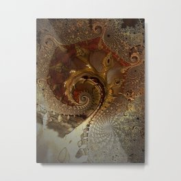 Tsarina Metal Print