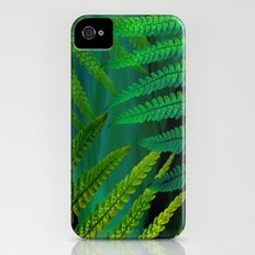 Forest Fern Green iPhone (4, 4s) Slim Case
