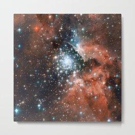 NGC 3603 Metal Print