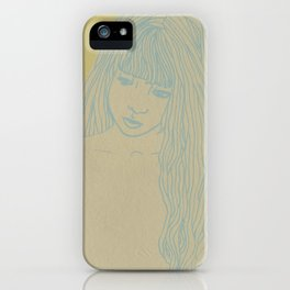 Collections iPhone Case