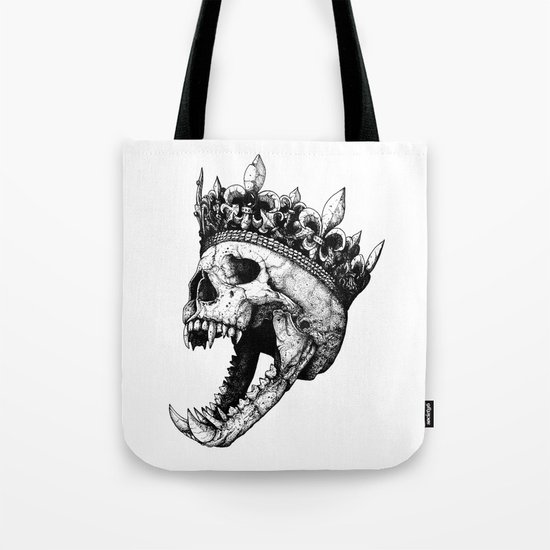 Ancients Kings : The Hound Tote Bag
