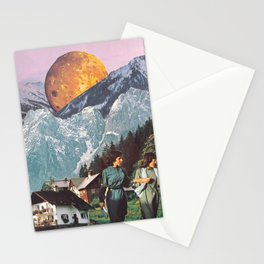 Psychedelic Realism Stationery Cards