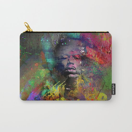 Wait Foxy Lady Carry-All Pouch