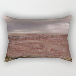 Desert Rain Clouds Rectangular Pillow