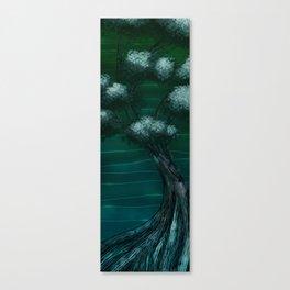 G. Bonsai Canvas Print