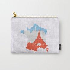 Paris - France Carry-All Pouch