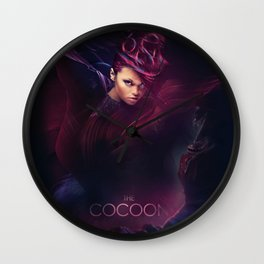 The Cocoon Wall Clock