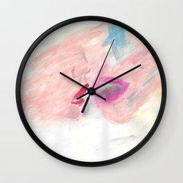 Lesbian Love Wall Clock