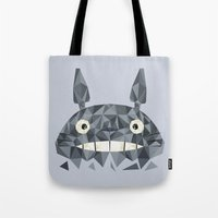 totes Tote Bags featuring Totes by D. A. M. Good Prints