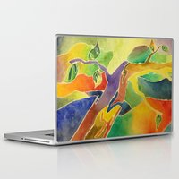 dr seuss Laptop & iPad Skins featuring Dr. Seuss Dreams by Lisa Beynon