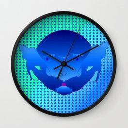 1207 Bluebeard ... Wall Clock