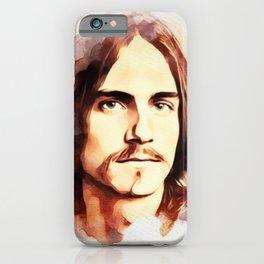 James Taylor, Music Legend iPhone Case