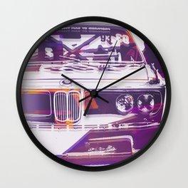 Racing Wall Clock