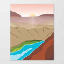 Best of the West Canvas Print