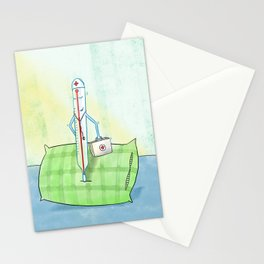 Get well! Stationery Cards