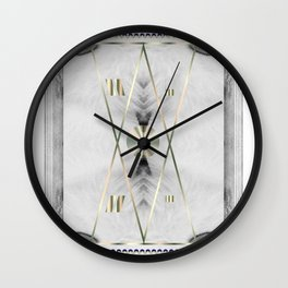 AURORA POLARIS#03 Wall Clock