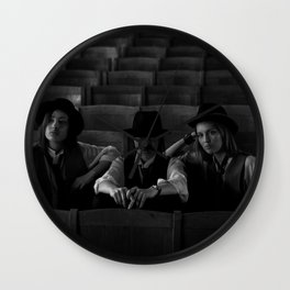 trio Wall Clock