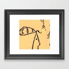 new religion Framed Art Print