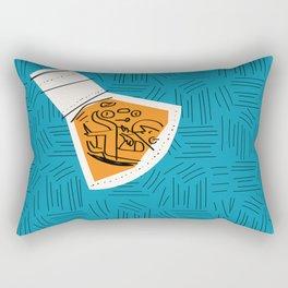 Fun in Space Rectangular Pillow