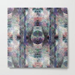 overabundance/ambivalence, orderly [admonitions] 1 Metal Print