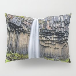 Smooth Svartifoss Pillow Sham