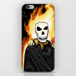 Ghost Rider, Spirit of Vengeance  iPhone Skin