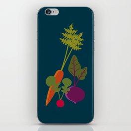 Vegetable Medley iPhone Skin
