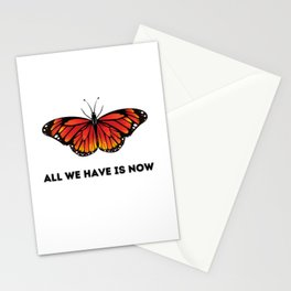 Cute Butterfly Stationery Cards