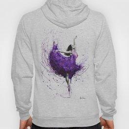 Purple Rains Ballet Hoody