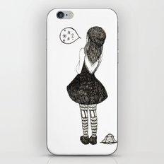 Snow? iPhone & iPod Skin