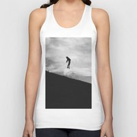 fly Tank Tops featuring Fly by Adrian Lungu