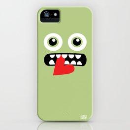 EYE EAT iPhone Case