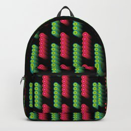 Red and Green Lights Backpack