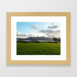 Lakes of Killarney Framed Art Print