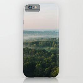 Kentucky from the Air iPhone Case