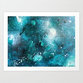 Brine Art Print